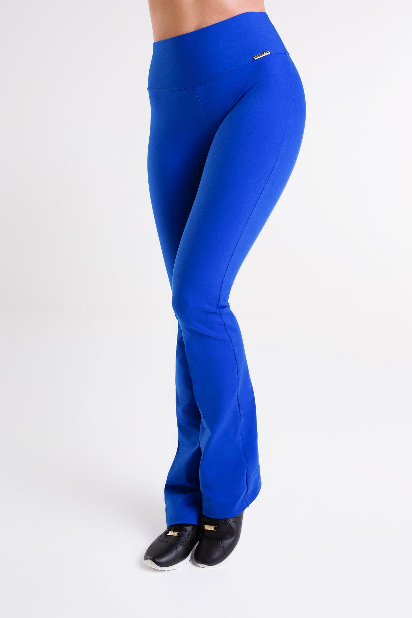 Calça Bailarina Azul Bic
