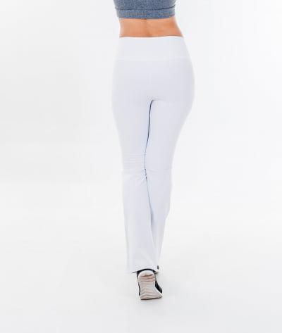 Calça Bailarina Branca