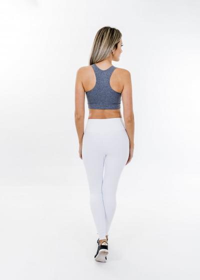Calça Legging Branca   Qualidade, Conforto e Durabilidade