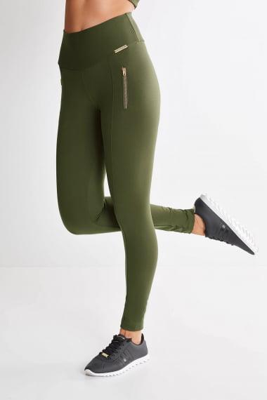 Calça Montaria Verde Militar